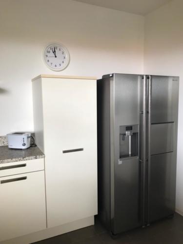 Boca Gentil Keuken Samsung dubbeldeurs koelkast appartement Sunrise 9