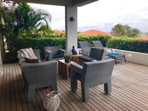 Boca Gentil Porch lounge set appartement Sunrise 9 nr 2