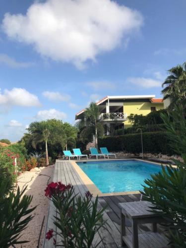 Boca Gentil Zwembad appartement Sunrise 9 nr 3